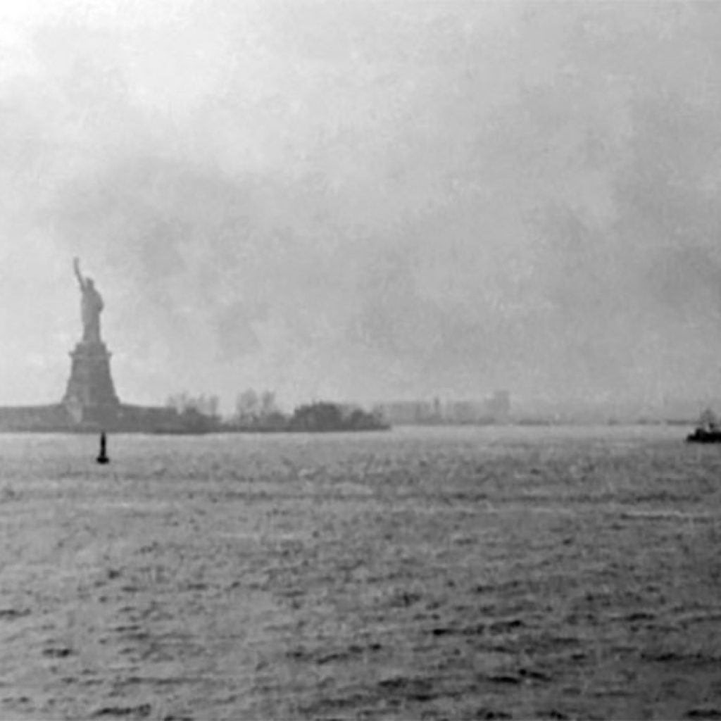 McCarthy sets sail from New York