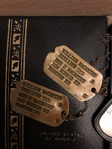 McCarthy's Dogtags